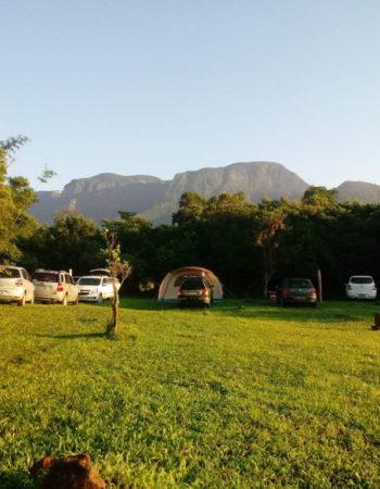 Café e Camping Canyon Índios Coroados